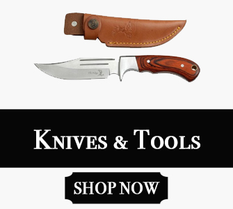 Shop Knives & Tools