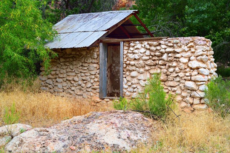 Martinez Mine Cabins