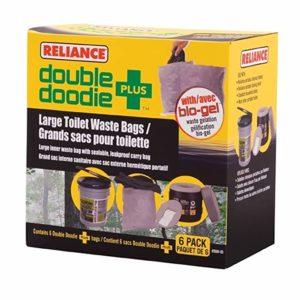 Double Doodle Bag - Toilet Buckets