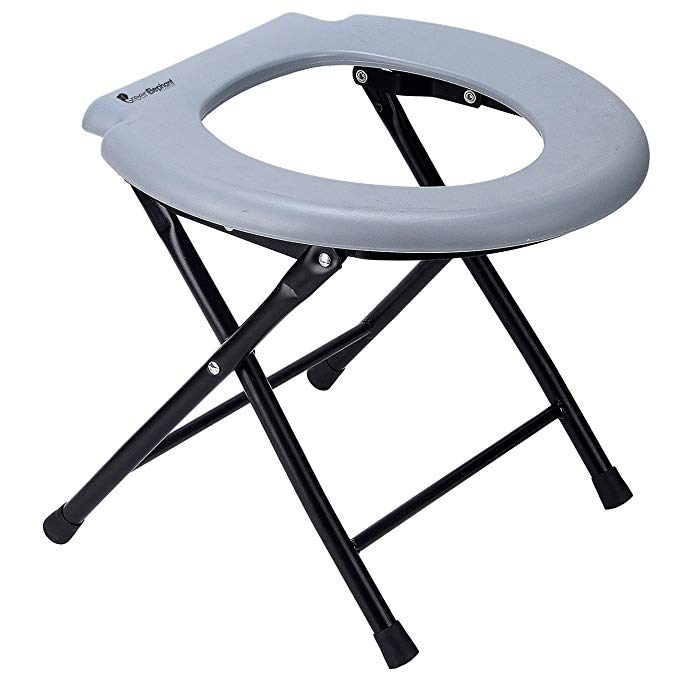 Folding Camping Toilet Review