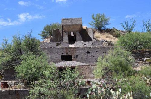 Ajax Mine Arizona