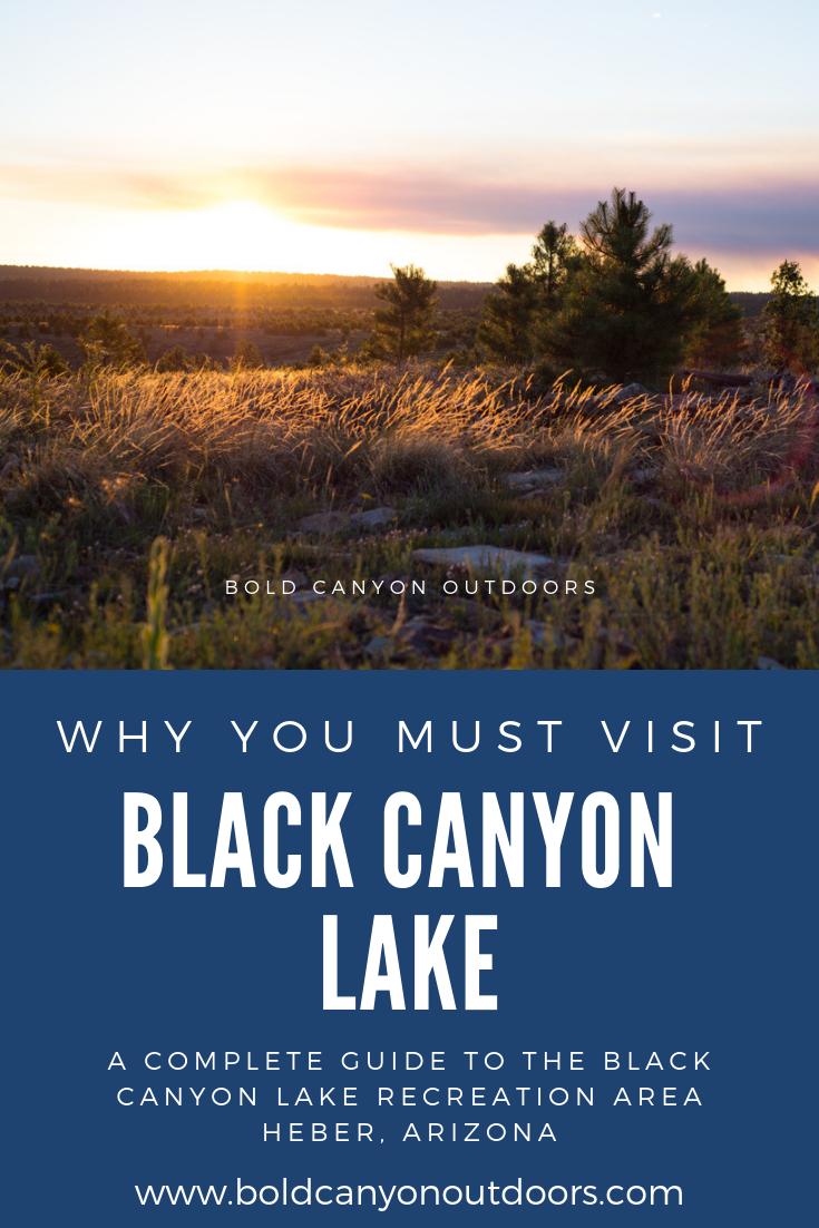 Black Canyon Lake, Heber Arizona