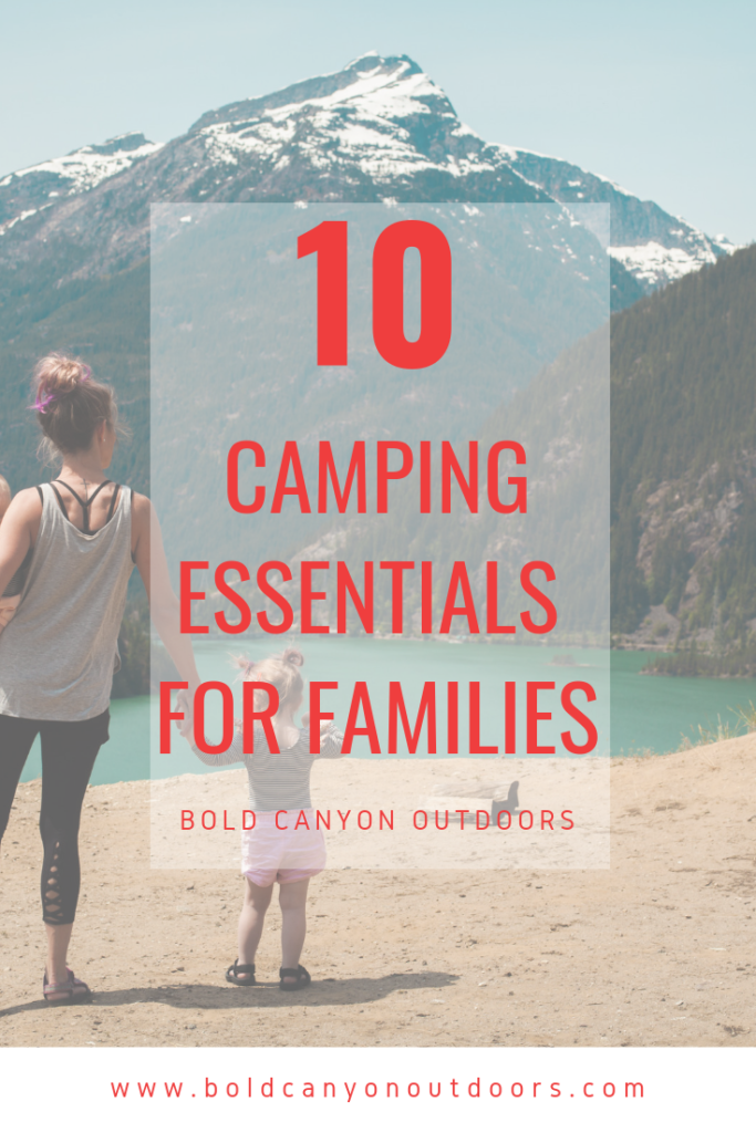 10 Camping Essentials for Families