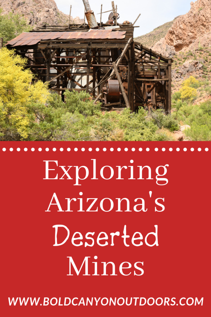 Arizona's Deserted Mines
