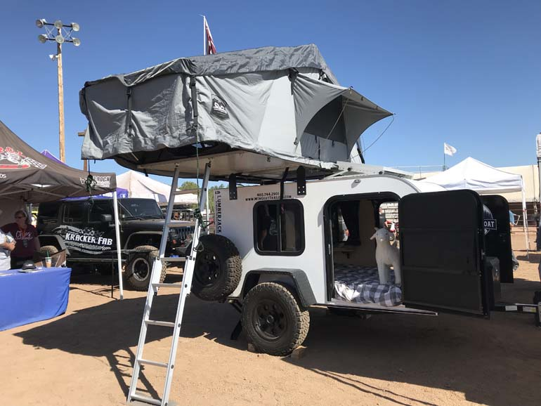 Mountain Goat Trailers - Off-road / Overland Trailers