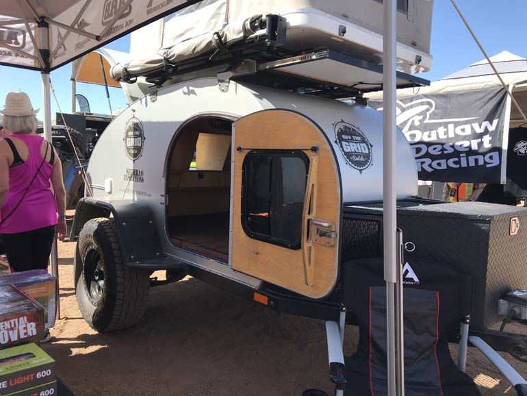 Trailer Rentals - Overland trailers for off-road