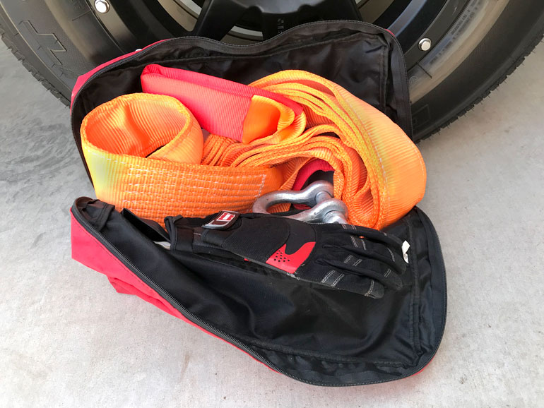 Offroad Recovery Gear Kit