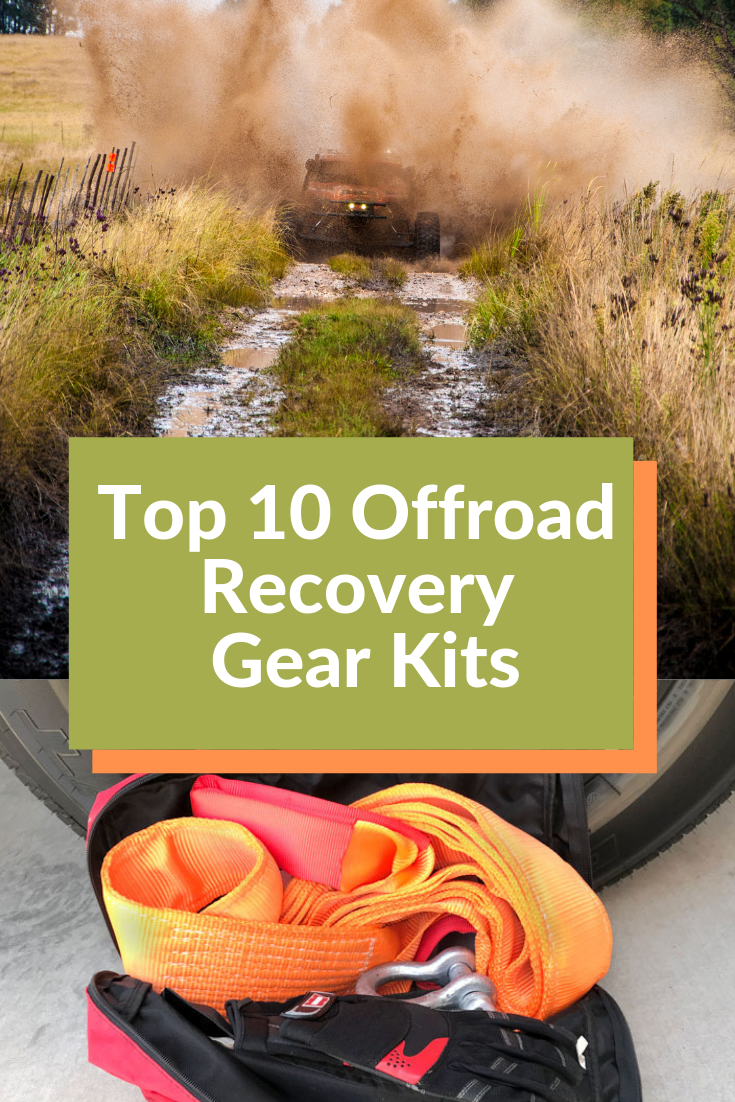 Top 10 Recovery Gear Kits