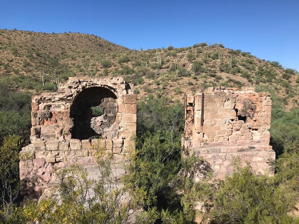 reymert denoon kilns ovens arizona ghost town